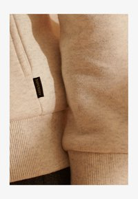 Superdry - Zip-up hoodie - oatmeal marl - 3