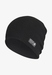 adidas Performance - PERFORMANCE ESSENTIALS BEANIE - Lue - black - 0
