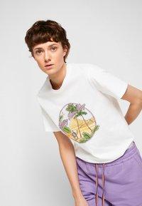 PS Paul Smith - Print T-shirt - white - 5
