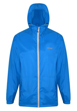 Waterproof jacket - oxford blue