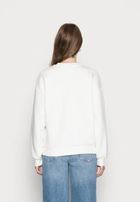 Gina Tricot - RILEY SWEATER - Sweatshirt - off-white/blue - 2