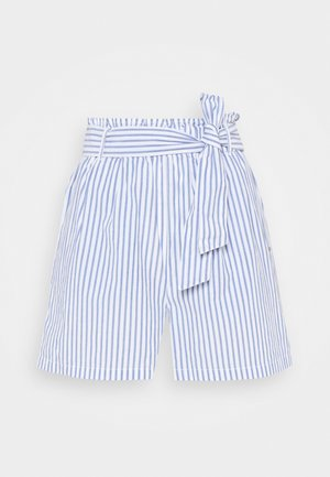 TREND VACATIONER  - Shorts - blue/white