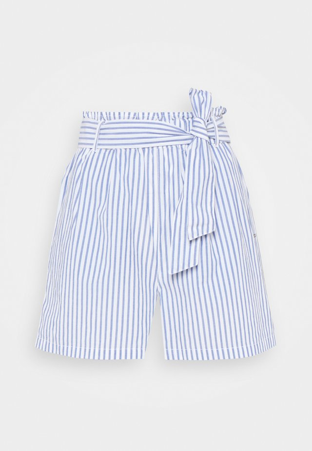 TREND VACATIONER  - Shortsit - blue/white