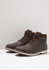 Rieker - Lace-up ankle boots - moro - 2