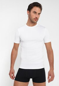 Zalando Essentials - 3 PACK - Tílko - grey/black/white - 1