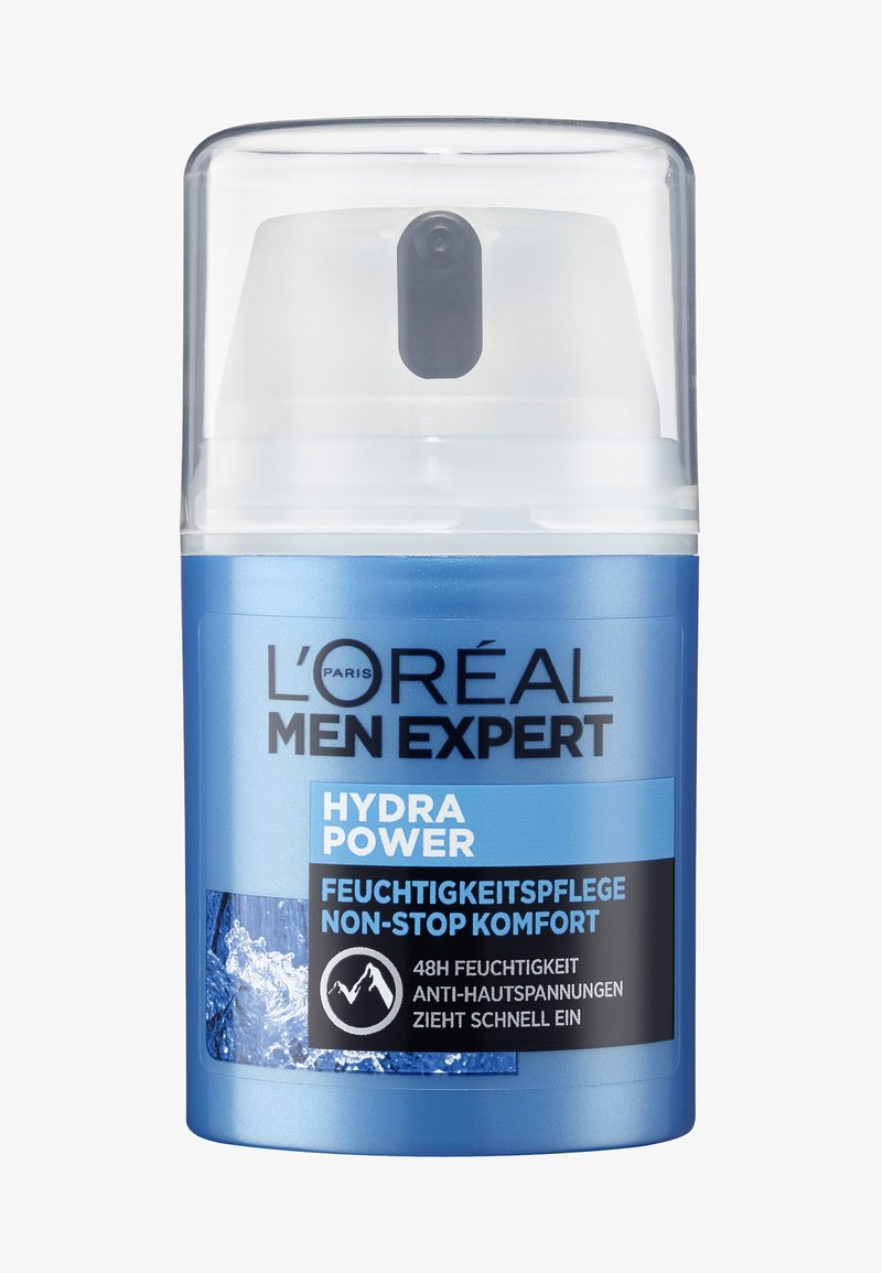 L'Oréal Men Expert - HYDRAPOWER 24H COMPLETE COMFORT DAY CARE 50ML - Face cream - -