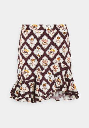 PRINTED SKIRT - Pencil skirt - combo b