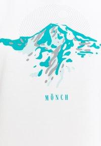 Mammut - T-shirt con stampa - white - 2