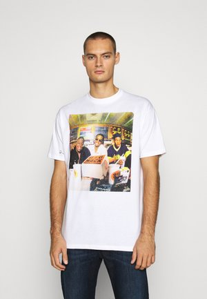 BIG MACK - T-shirts med print - white