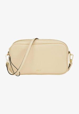 TINA - Across body bag - beige