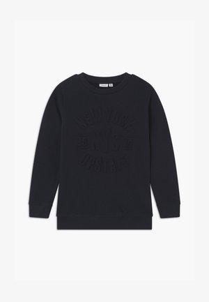 NKMOYORK - Sweatshirt - dark sapphire