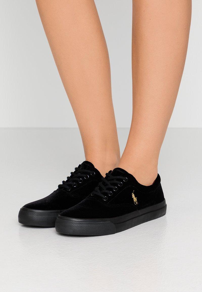 Polo Ralph Lauren - BRYN - Sneakers basse - black