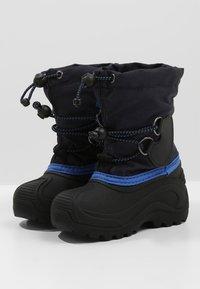 Kamik - SOUTHPOLE4 - Zimní obuv - navy - 2