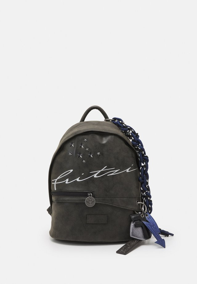 BACKPACK LIMITED EDITION - Tagesrucksack - cool black