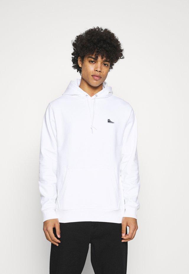 CHUCK TAYLOR SHOE PATCH - Sweatshirt - white