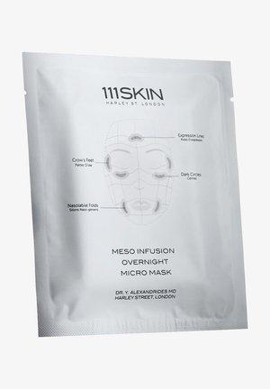 111SKIN MASKE MESO INFUSION OVERNIGHT MASK SINGLE - Face mask - -