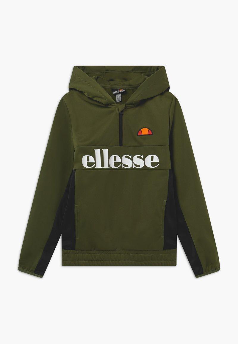 Ellesse - BOJON HALFZIP HOODY - Hoodie - khaki