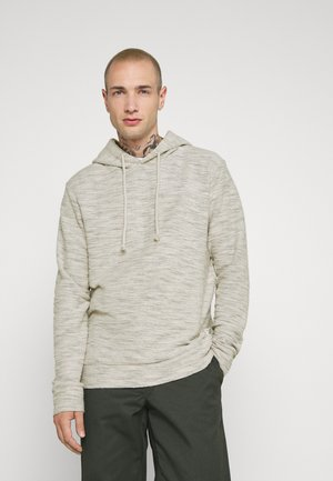 JJSHELBY - Sweat à capuche - light grey melange