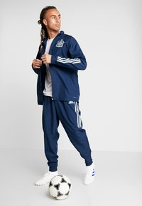 adidas Performance - SPAIN FEF PRESENTATION PANTS - National team wear - collegiate navy - 1