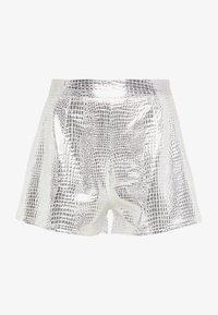 faina - Shorts - silber - 4