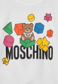 MOSCHINO - UNISEX - Sweatshirt - optic white - 2