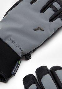 Reusch - EXPLORER PRO RTEX® PCR  - Rękawiczki pięciopalcowe - steel grey/black - 1