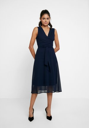 WINONA DRESS - Sukienka koktajlowa - navy