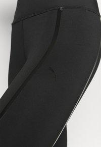 Puma - TRAIN BONDED HIGH WAIST FULL - Collant - black - 4