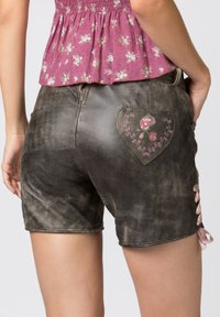 Stockerpoint - NADJANA - Shorts - grey