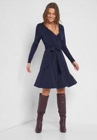 ORSAY - Day dress - nachtblau - 0