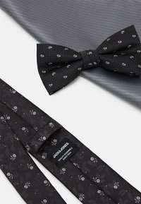 Jack & Jones - JACNECKTIE GIFT BOX SET - Kapesník do obleku - black - 6