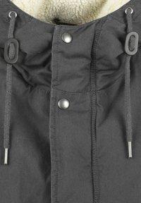 Solid - DARNELL - Winter coat - dark grey - 3