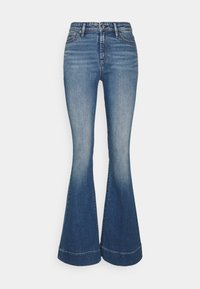 Denham - JANE BLAUTH - Flared Jeans - blue - 0
