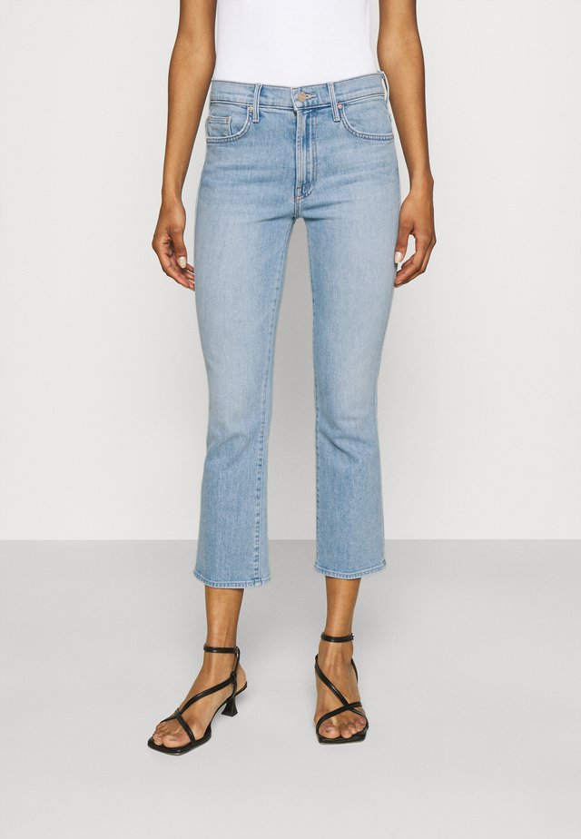 THE INSIDER ANKLE JEAN - Jeans Skinny Fit - zapped