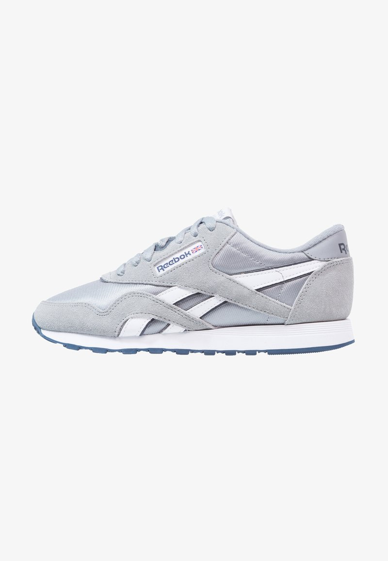 Reebok Classic - CLASSIC NYLON BREATHABLE LIGHTWEIGHT SHOES - Trainers - platinum/jet blue
