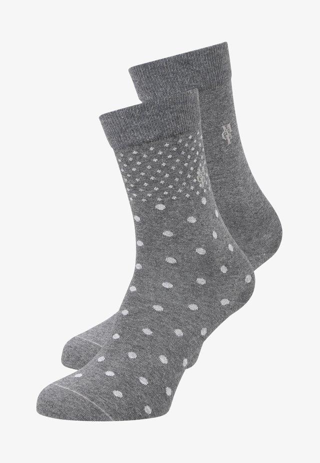 2 PACK - Socken - grey