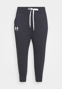 Under Armour - RIVAL - Verryttelyhousut - black - 0