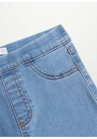 Mango - 2 PACK - Jeggings - bleu clair - 5