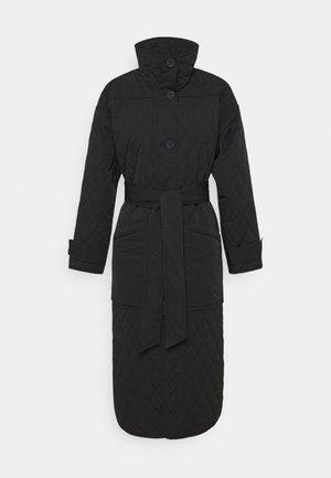 UNNI  - Zimní kabát - black