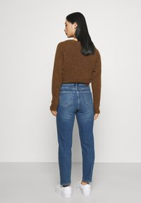 ONLY Petite - ONLEMILY LIFE - Jeans Tapered Fit - medium blue denim - 2