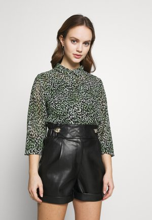 VIJEMOCARLIA - Button-down blouse - loden frost