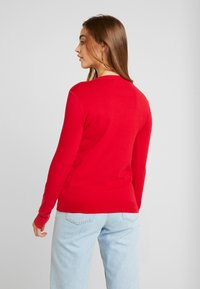 Fashion Union - CHRISTMAS GINGER BREAD TREE - Jumper - red - 2