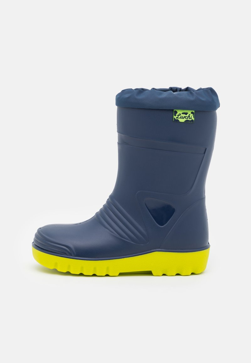 Lurchi - PAXO UNISEX - Wellies - navy