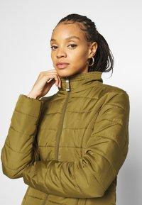 Vero Moda - VMSIMONE  - Lett jakke - fir green - 4