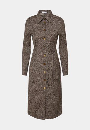 ESTELLE DRESS - Blousejurk - brown