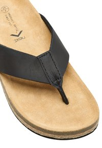 Next - T-bar sandals - black - 4