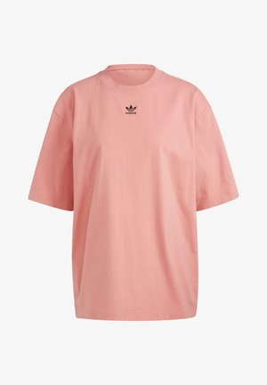TEE - T-shirt - bas - hazy rose
