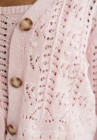 DeFacto - Cardigan - pink - 4