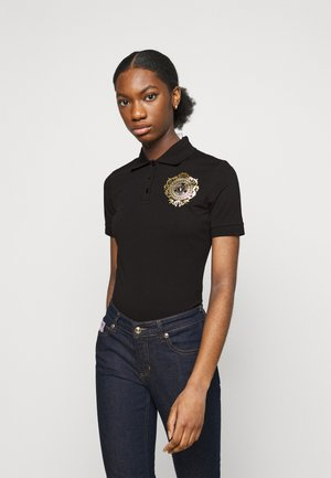 Polo - black/gold