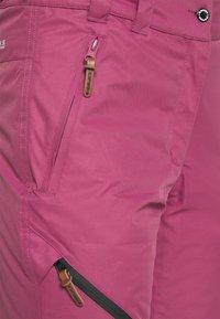 Icepeak - CURLEW - Pantalon de ski - burgundy - 2